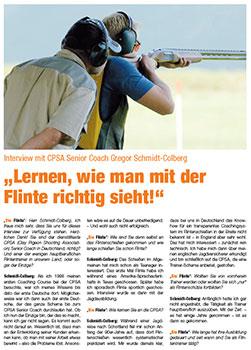 Interview mit CPSA Senior Coach Gregor Schmidt-Colberg